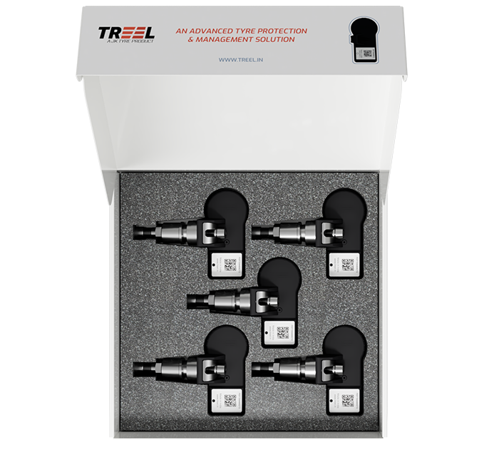 Advanced Fleet Tyre Management and protection | TREEL Mobility
