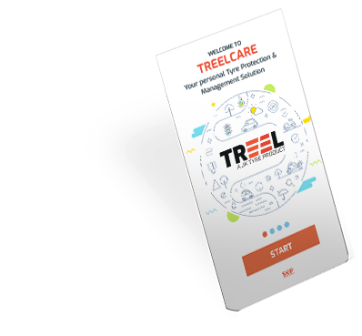 Personal tyre protection & management solution | TREEL Mobility