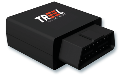Get tyre-related alerts on the TREEL CARE App through POD charger | TREEL Mobility