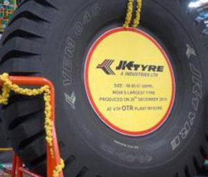 Treel sensors from JK Tyre to monitor