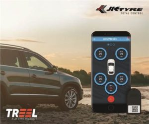 JK Tyre acquires Treel, launches tyre monitoring sensors