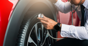 Your Tyre Health is a Direct Indicator