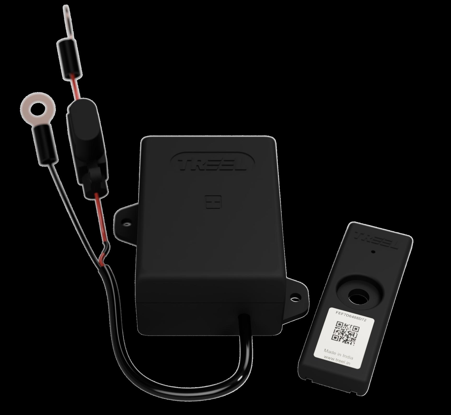 MTrac Smart Sensor Kit : Scooters