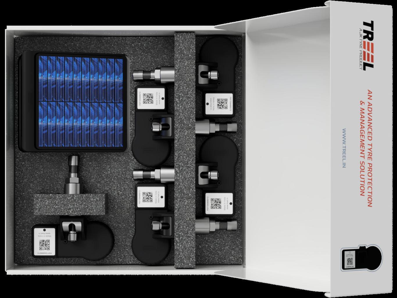 Smart Sensor & Display Car Kit